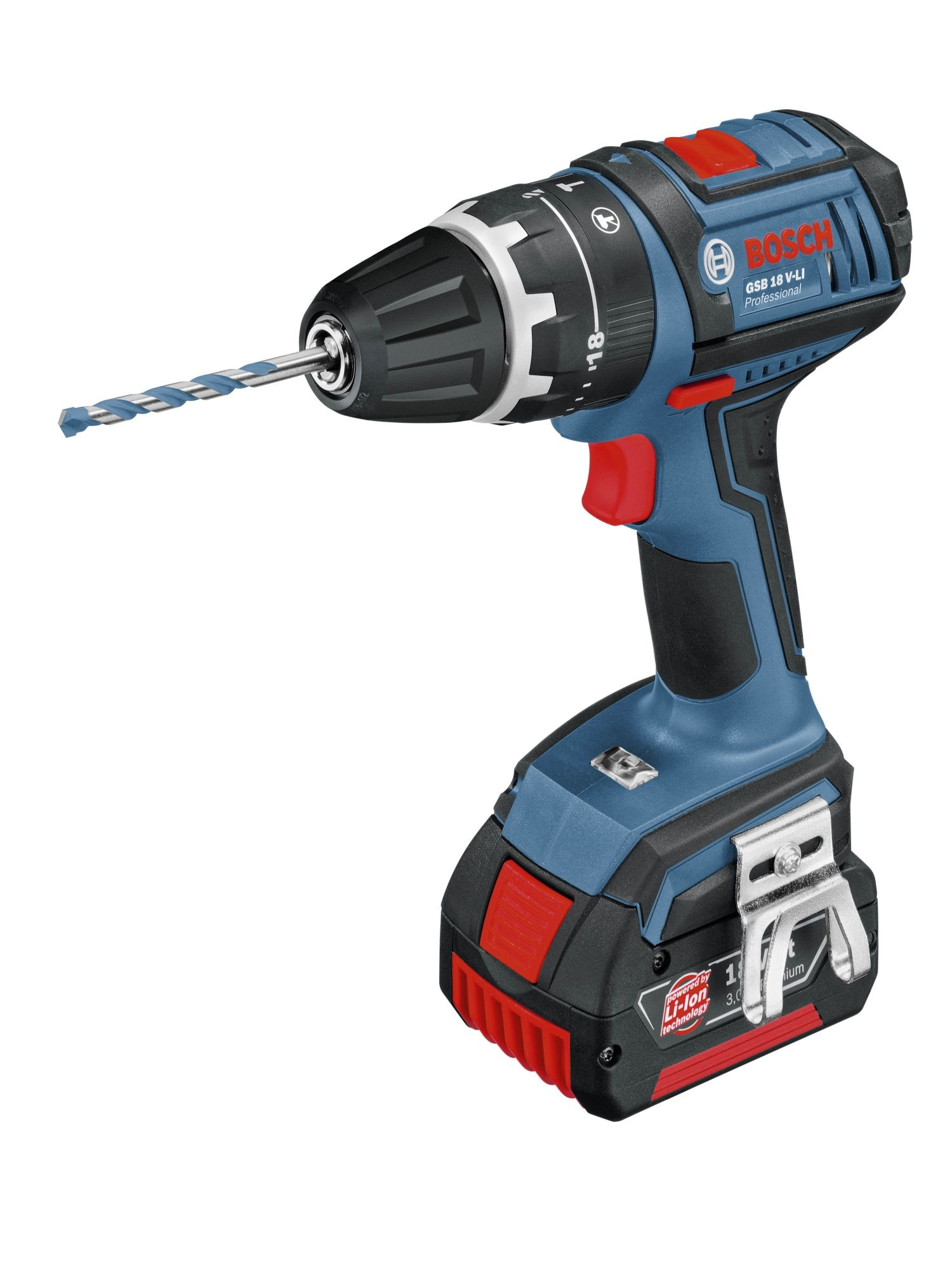 PERCEUSE VISSEUSE A PERCUSSION 18V - BOSCH