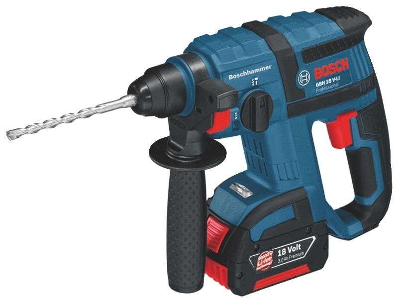 PERFORATEUR SDS+ 18V - BOSCH