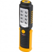 Lampe universelle portable 8 + 1 SMD LED H.